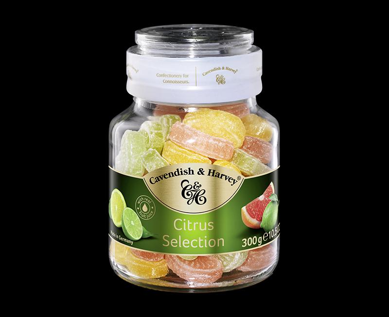 Citrus Selection 300g